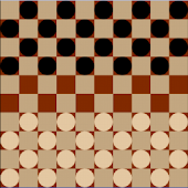 Checkers multiplayer P2P/Local