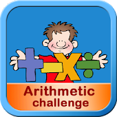 Math Arithmetic for kids: free