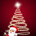 Christmas Tree and Santa icon