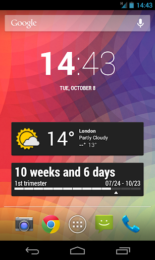 My Pregnancy Widget