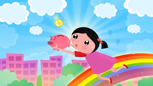 Raining coins: help cute Eve