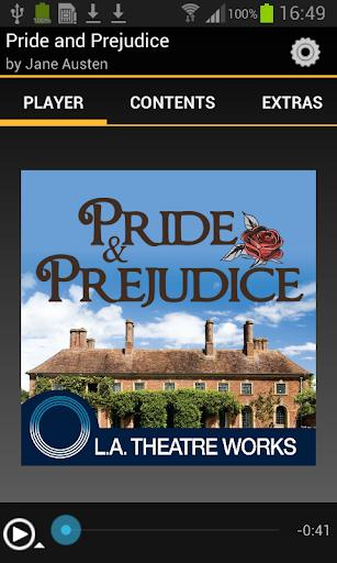Pride and Prejudice J Austen