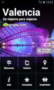 Valencia Guía de Viaje- screenshot thumbnail