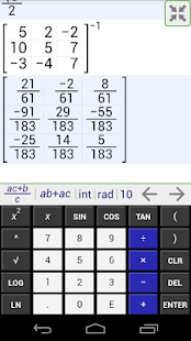 MathAlly Graphing Calculator - screenshot thumbnail