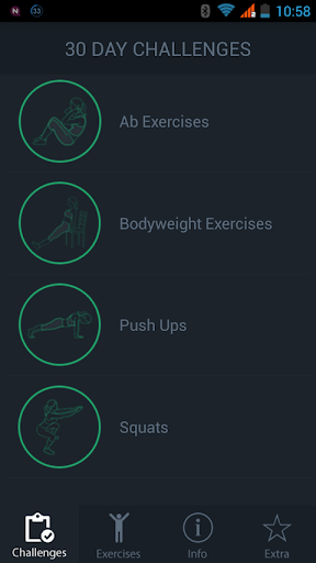 30 Day Fit Challenges Workout