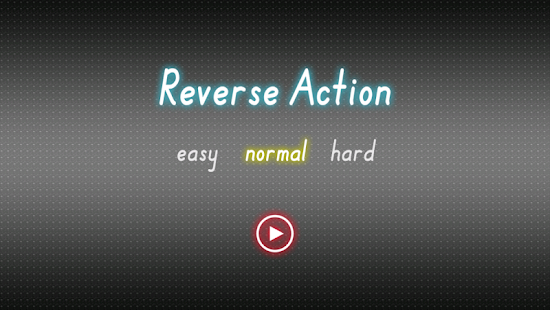 Reverse Action-Avoid the balls- screenshot thumbnail
