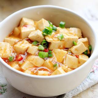 Fish Fragrant Tofu