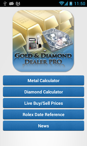 Gold and Diamond Dealer Pro