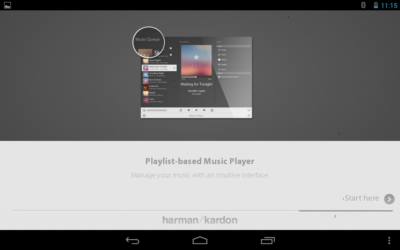 Harman Kardon Remote - screenshot