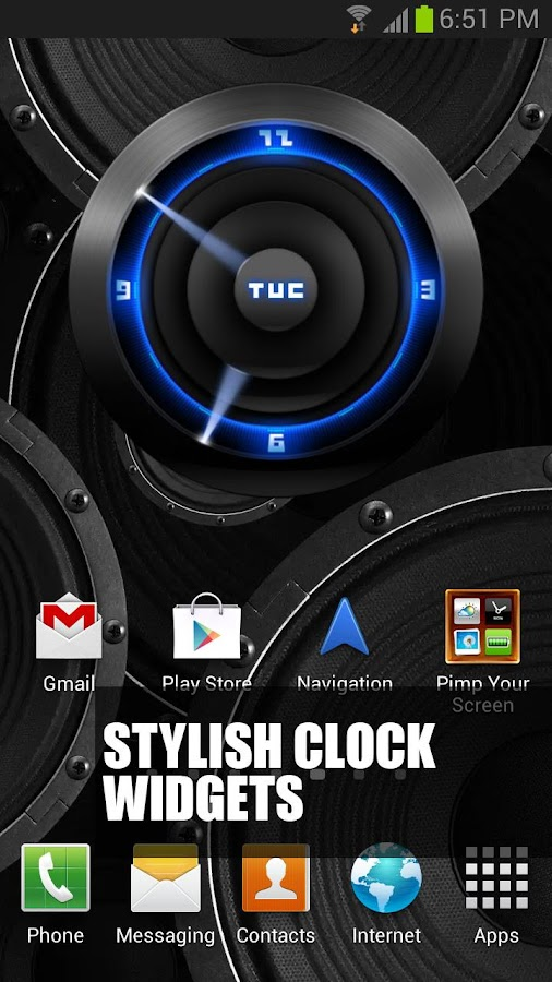 Widgets by Pimp Your Screen - screenshot