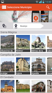 APPlicaJaen |  La guía de Jaén- screenshot thumbnail
