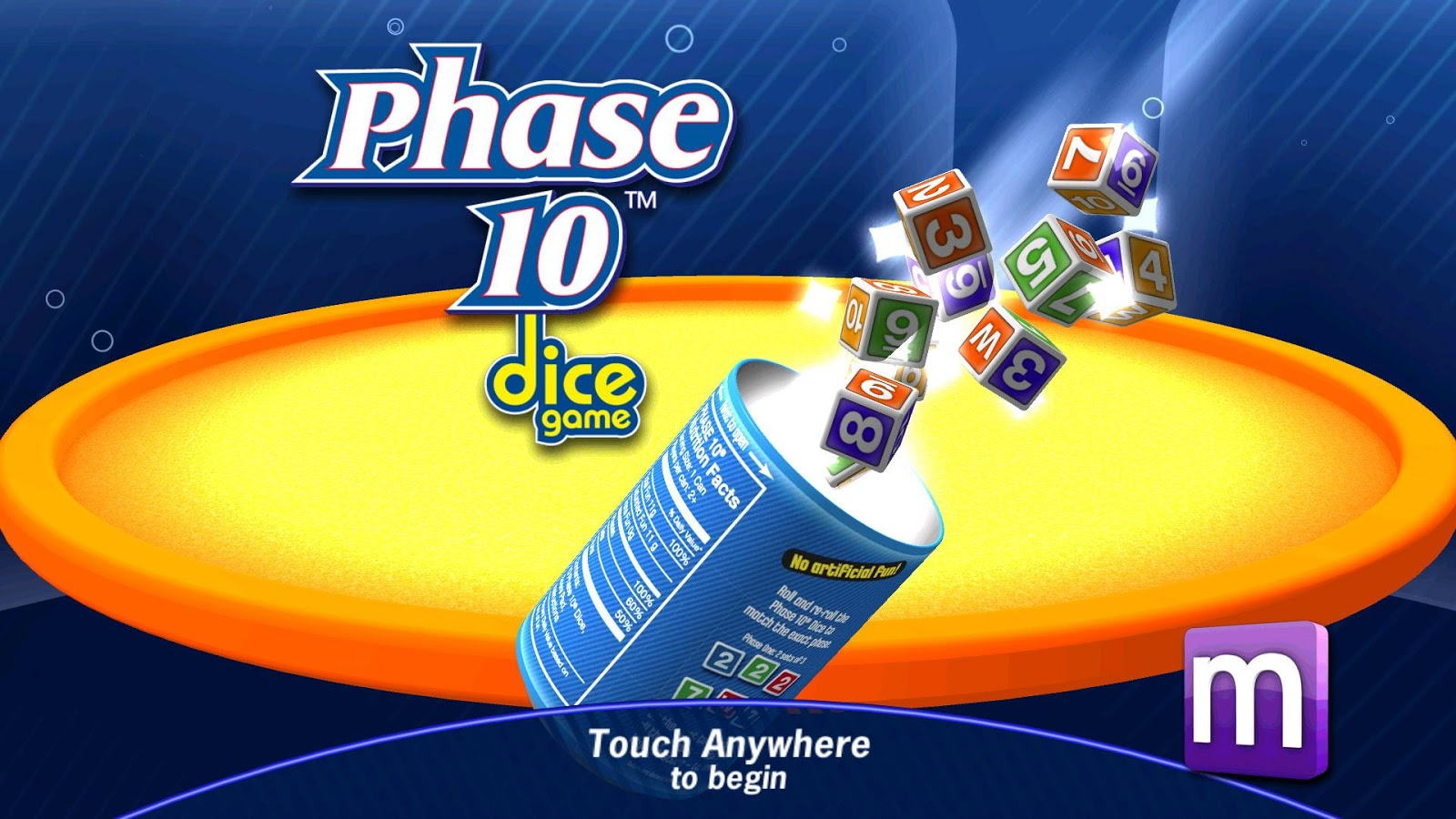 Phase 10 Dice™- screenshot