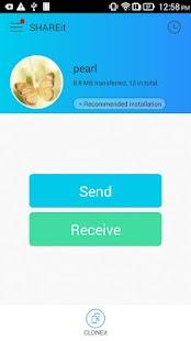 SHAREit - Connect & Transfer - screenshot thumbnail