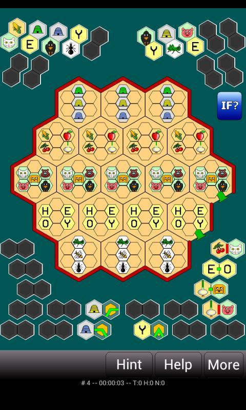 Honeycomb Hotel Free screenshot #3