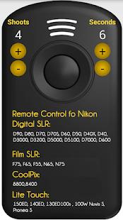 Remote Control Nikon PRO