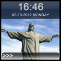 Jesus Christ Statue Go Locker icon
