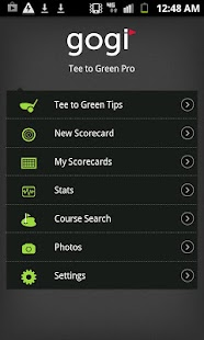 Free Golf Scorecard & Handicap- screenshot thumbnail
