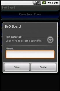 ByO Board - screenshot thumbnail