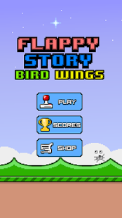 Flappy Story - Bird Wings- screenshot thumbnail