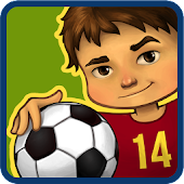 Kids soccer (football)