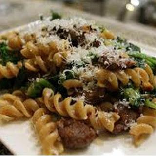 Stone Wave Sausage Broccoli Rotini Pasta