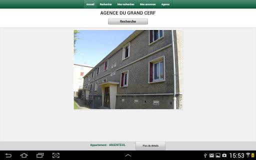 Agence Du Grand Cerf