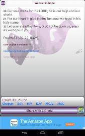 Uplifting Psalms Daily Screenshot 16
