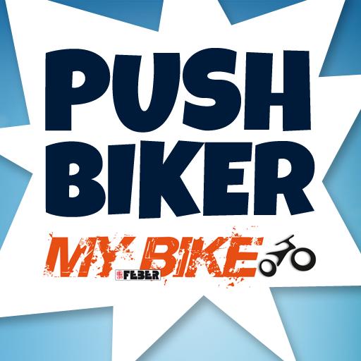 Push Biker LOGO-APP點子
