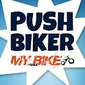 Push Biker icon