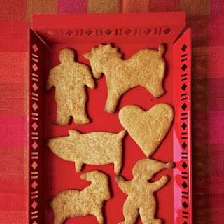 Gingerbread Cookies.