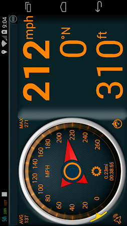 Gps Speedometer 1.3.2 screenshot 378910