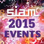 SIAM 2015 Events