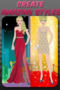 Red Carpet : Dress Up - screenshot thumbnail