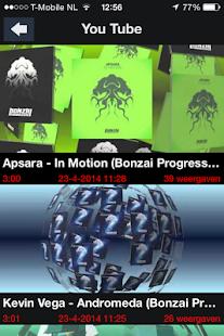 Bonzai Progressive - screenshot thumbnail
