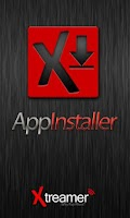 Screenshot of xApp Installer