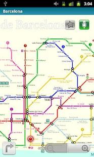 Barcelona (Metro 24) Screenshot 6