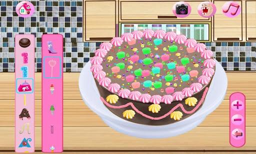 クリームケーキメーカー:料理ゲーム