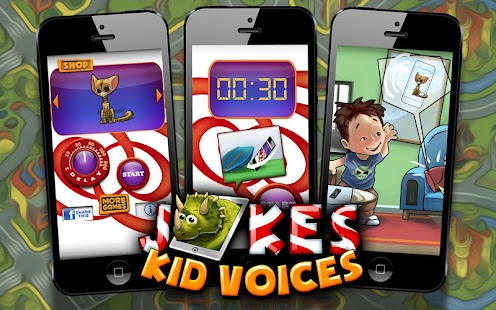 Jokes - Kid Voices - screenshot thumbnail