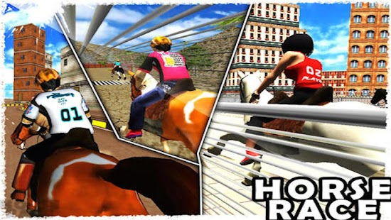 Horse Race ( 3D Racing Games ) APK for Blackberry | Download