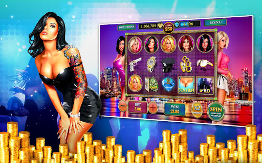 Slots Hot Girls Pokies Slots