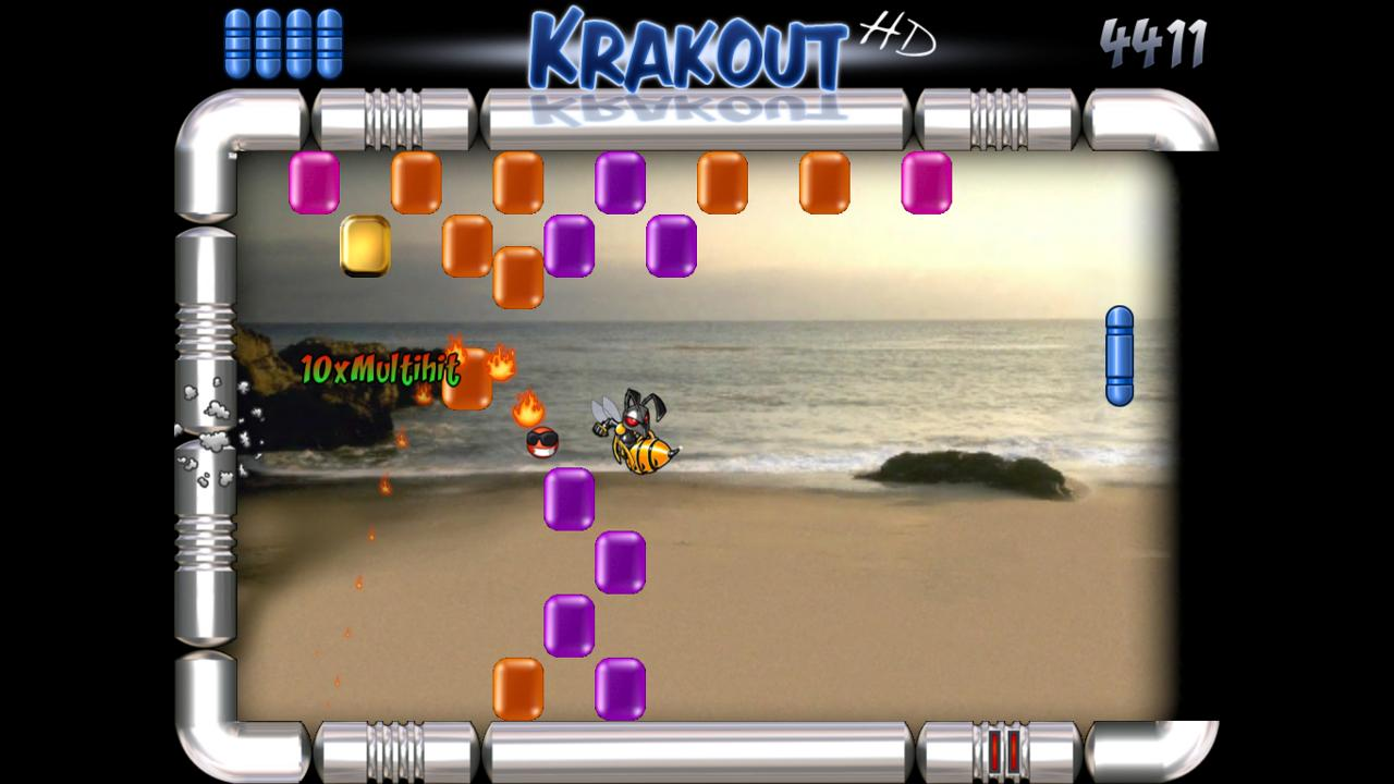 Krakout HD - screenshot