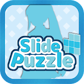 Sexy Girls Sliding Puzzle