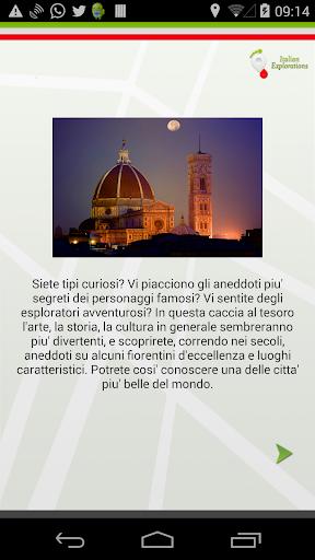 Florence Tour Curiosity