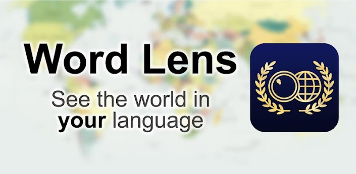 Word Lens Translator Demo