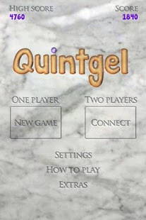 Quintgel- screenshot thumbnail
