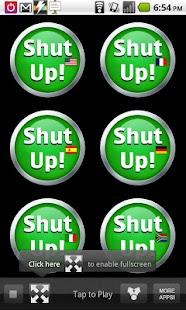 Super Shut Up Box