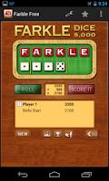 Screenshot of Farkle Dice - Free
