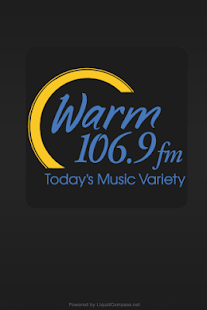 Warm 106.9- screenshot thumbnail
