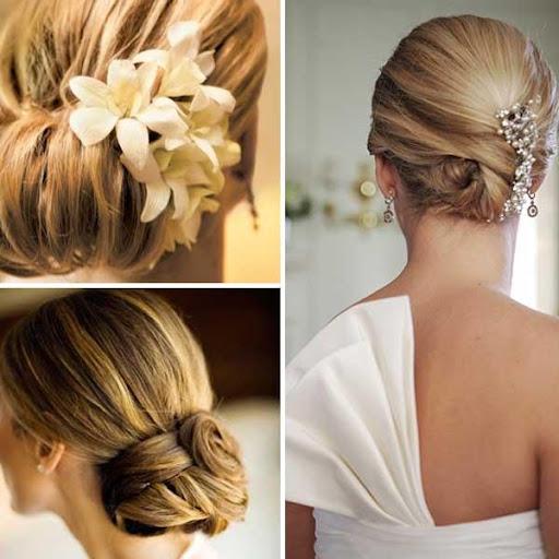 婚禮髮型理念