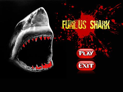 Furious Shark